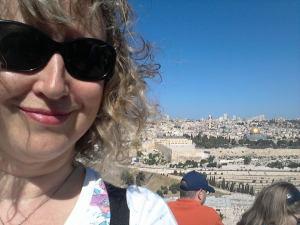 Me in Jerusalem