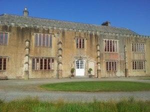 Front shot of Trelowarren Retreat, Cornwall