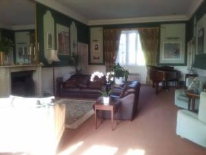 Trelowarren's lounge