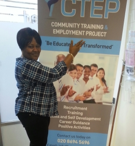 CTEP has helped 500 people.