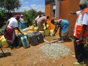 Mwikali's well 1