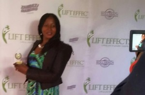 My Mwikali's award