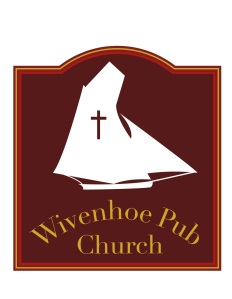 Wivenhoe Pub Church Logo